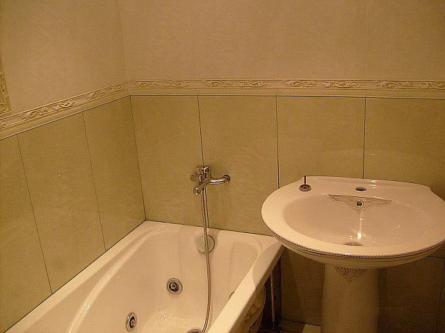 Уладка бесшовной плитки в ванной комнате